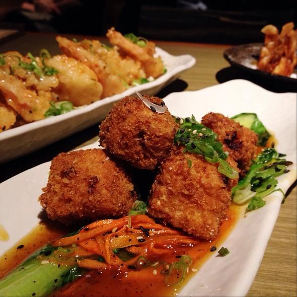 Crispy Tofu @ Dragonfly Sushi & Sake Company