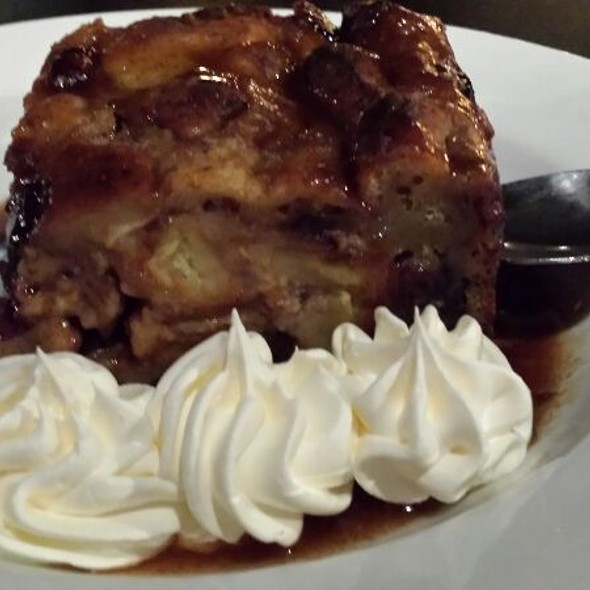 Bread Pudding With Fireball Whiskey Sauce - Steel Creek American Whiskey Co., Tacoma, WA