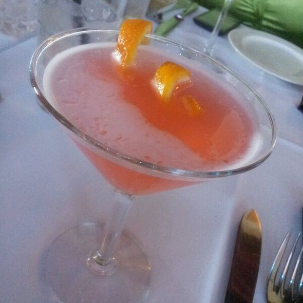 Sobieski Passion - Rhythm Kitchen Seafood & Steaks, Las Vegas, NV