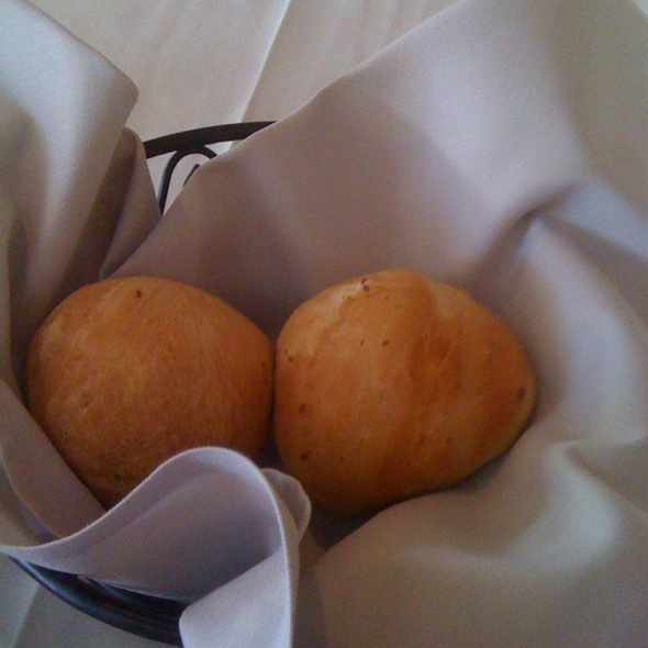 Fresh Bread Rolls @ Leo's