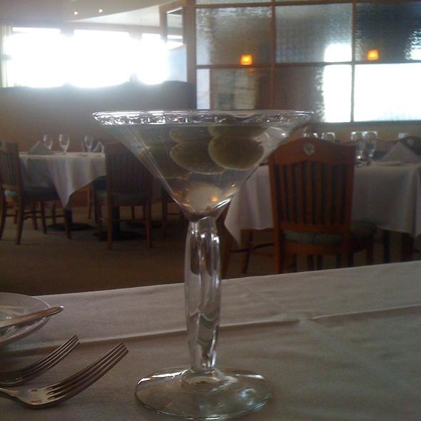 Gin Martini @ Leo's
