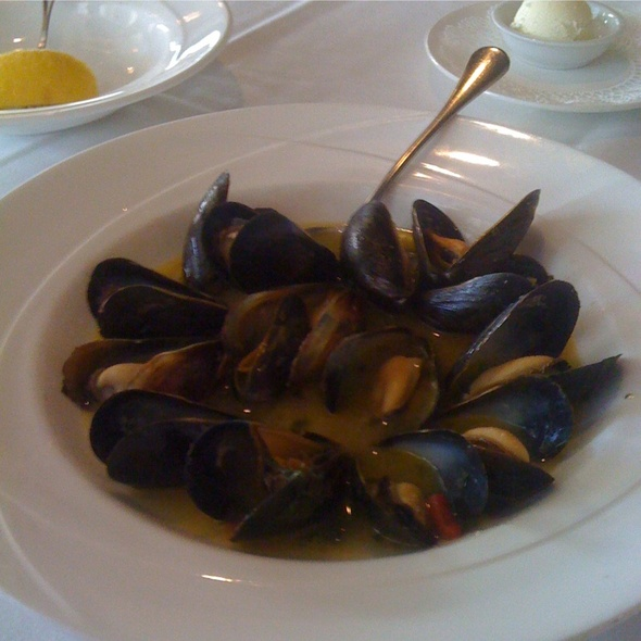 Mussels @ Leo's