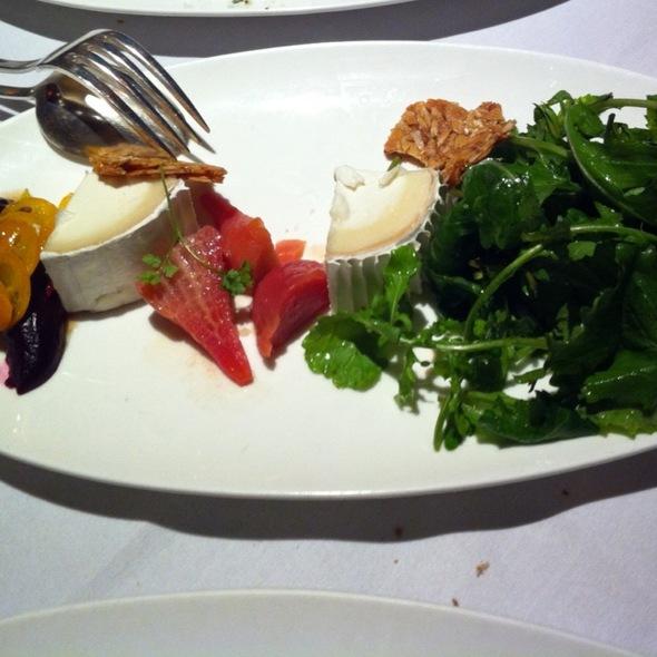 Beet Salad @ Boulevard