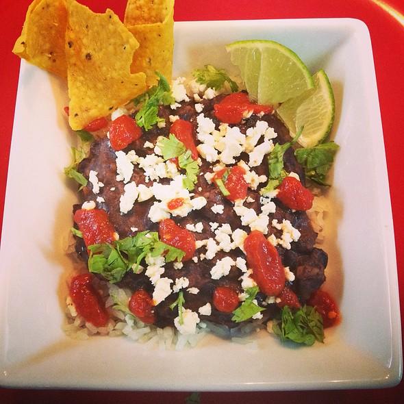 Burrito Bowl @ The Mistress Of Spices (Chez Moi)