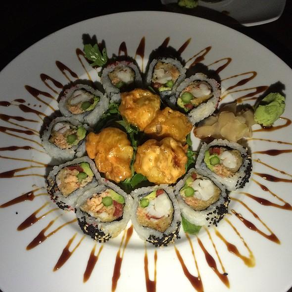 Lobster Bomb Roll @ SAIA Sushi Asian Grill