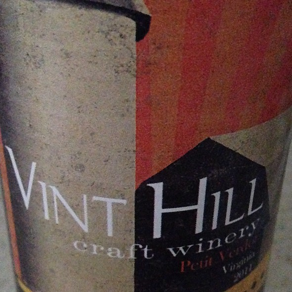 Wine @ Vint Hill Craft Winery