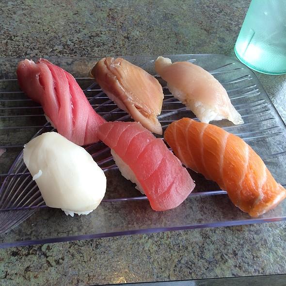 Nigiri Lunch Special @ Miko Sushi