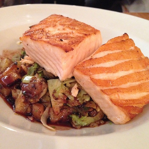 Salmon - The Smith - East Village, New York, NY