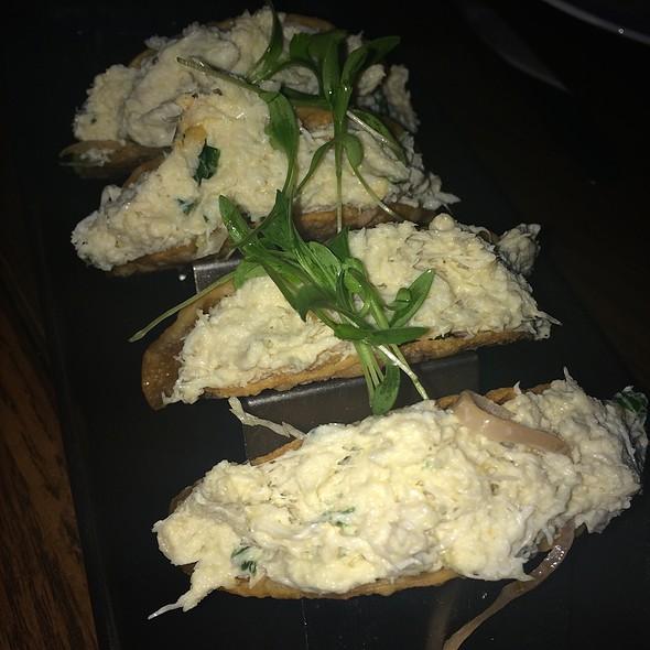 Crab Wonton Taco - Sampan - Philadelphia, Philadelphia, PA
