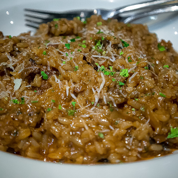 Risotto Norcina