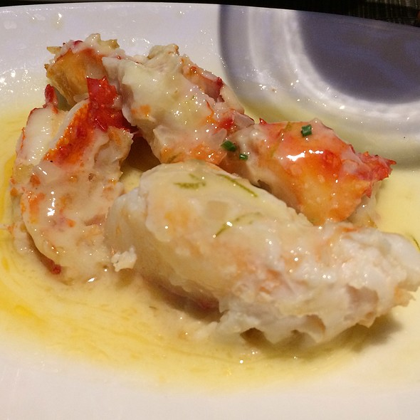 Side Of King Crab, Butter - Tom Colicchio's Heritage Steaks - Mirage Hotel & Casino, Las Vegas, NV