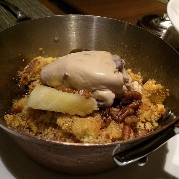 Pecan Toffee Pudding - Tom Colicchio's Heritage Steaks - Mirage Hotel & Casino, Las Vegas, NV