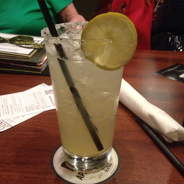 Ultimate Patron Margarita @ Ruby Tuesday