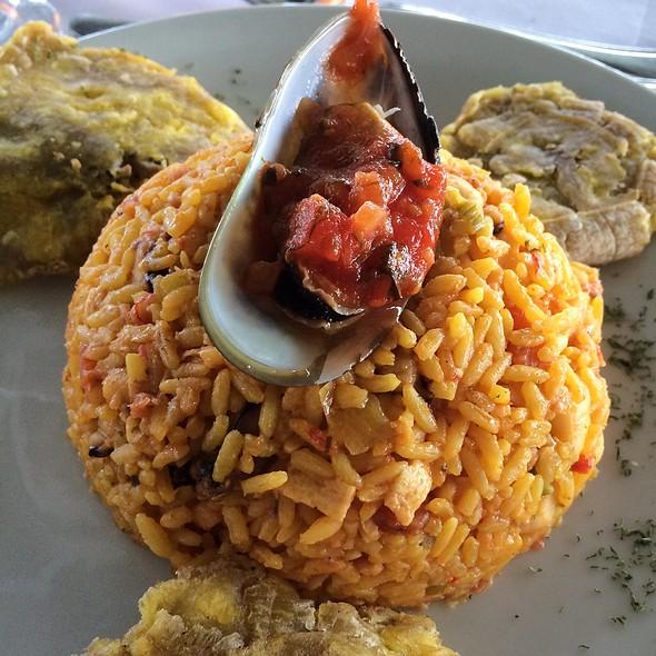 Seafood Rice @ Restaurante Las Brujas