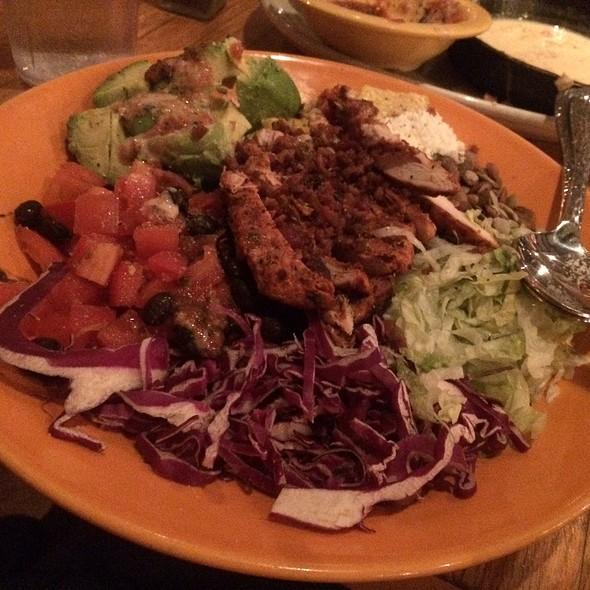 Jerk Chicken Salad - Z'Tejas Austin 6th St, Austin, TX