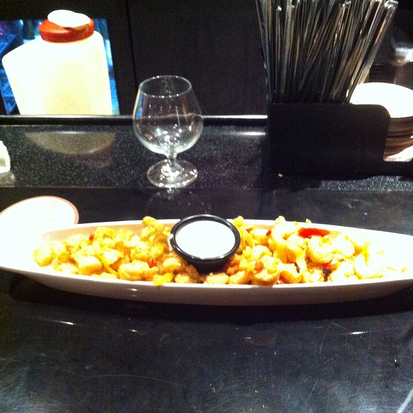 Wild West Shrimp @ LongHorn Steakhouse