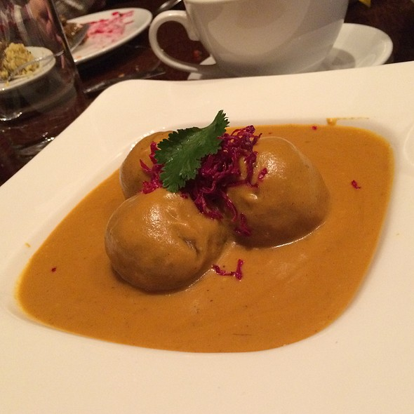 Lotus Root Kofta @ Dosa on Valencia