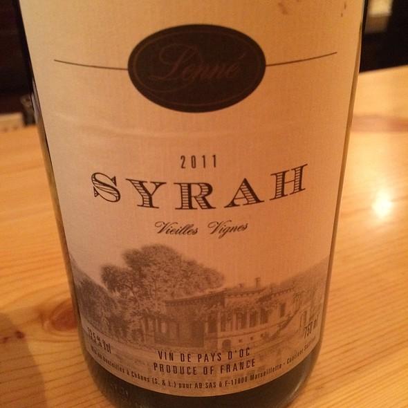 Wine @ Wine Cafe Sud