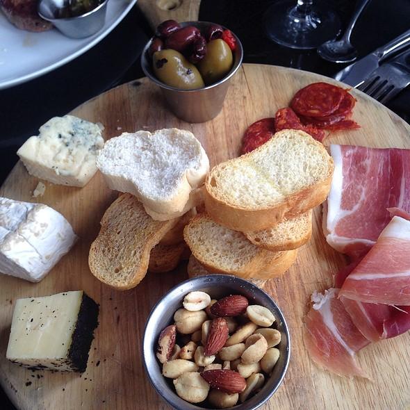 Cheese Plate - Monarch @ Hotel Zaza, Houston, TX