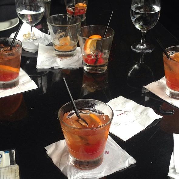 Old Fashioned - Monarch @ Hotel Zaza, Houston, TX
