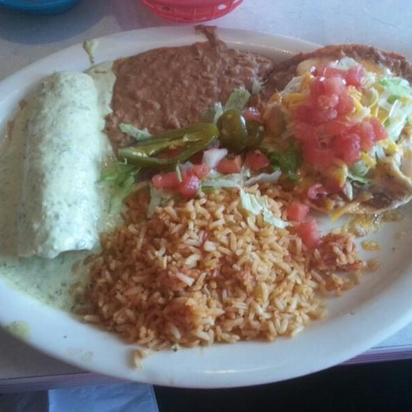 enchiladas @ Chuys