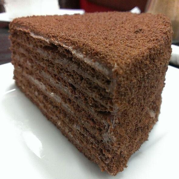 Chocolate Cake @ Кофеин
