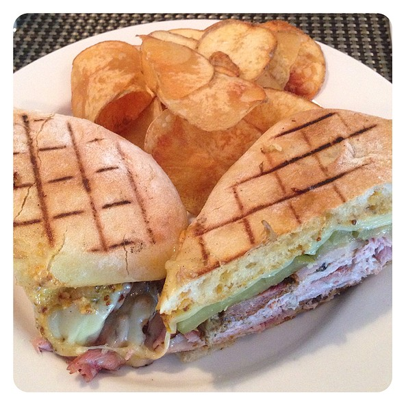 Cubano Sandwich @ Rustic Tavern