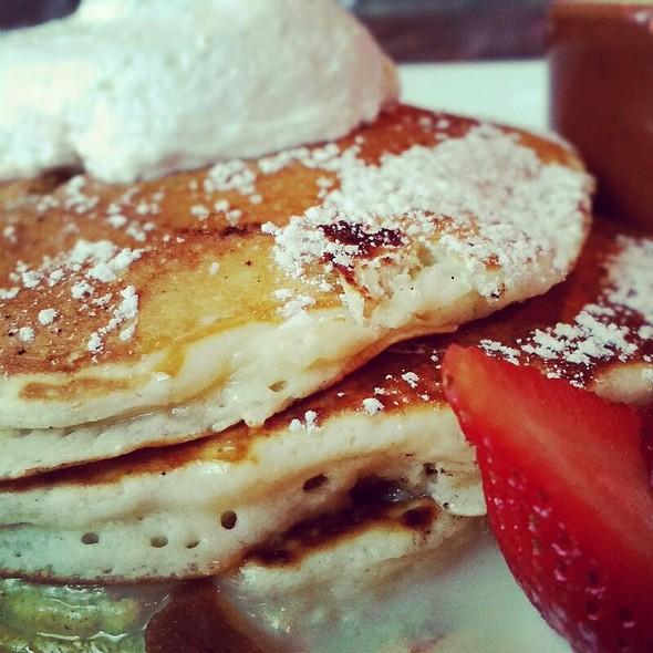 Tres Leches Pancakes @ Churrascos