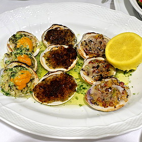Bread casino clam crumb recipe gambling booky