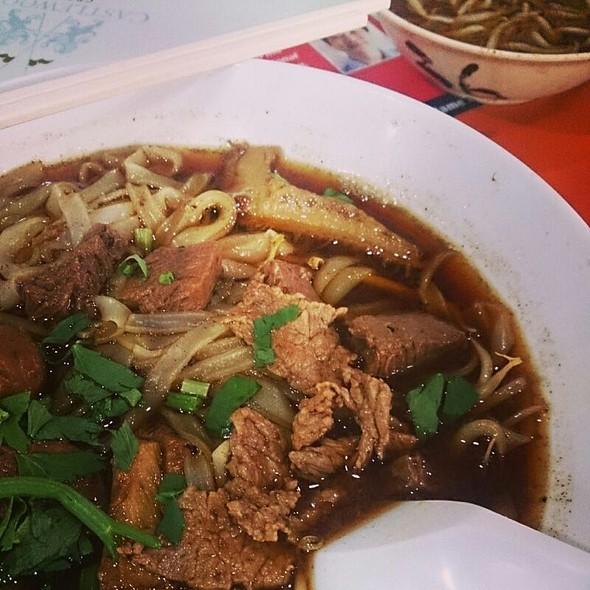 Beef Noodles Soup @ Joy Feast Beef Noodle