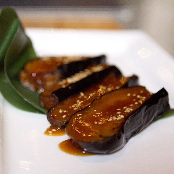 Eggplant with Miso