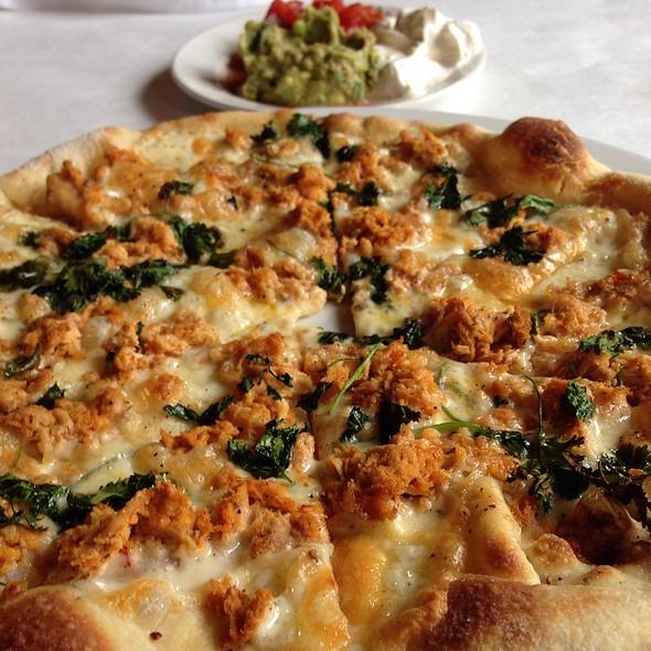 Chipotle Chicken Pizza - Sonsie - Boston, Boston, MA