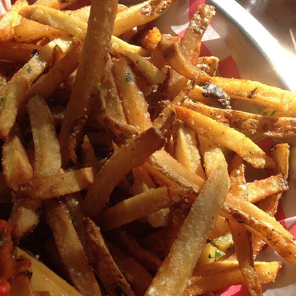 French Fries - AG Kitchen, New York, NY
