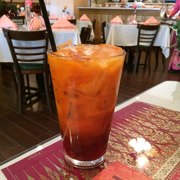 Thai Icetea @ Thai House Restaurant