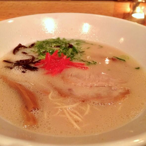 Shiromaru Hakata Classic Ramen @ Ippudo Westside
