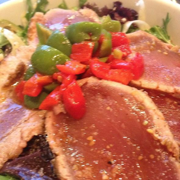 Seared Ahi Tuna Salad @ Southie