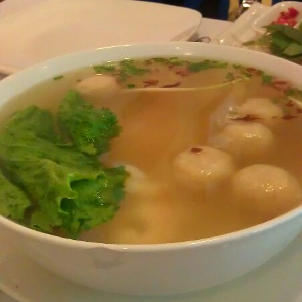Seafood Pho (Pho Do Bien)