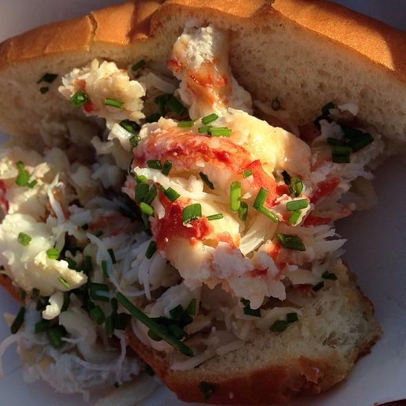 Antarctic King Crab Roll @ Brooklyn Crab