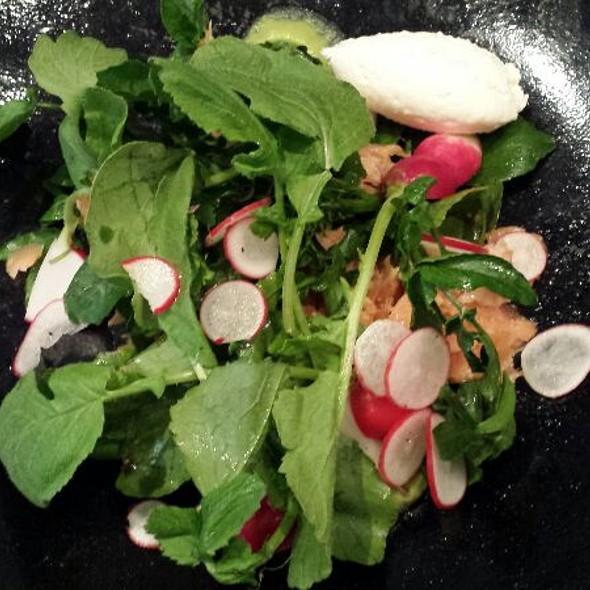 Warm Smoked Salmon Salad With Avocado