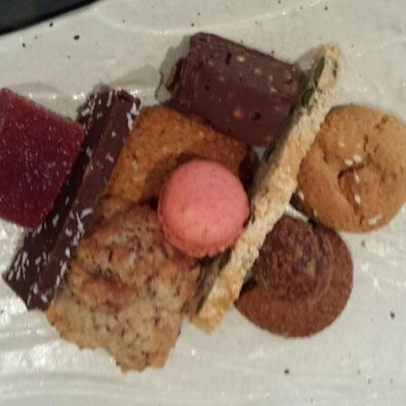 Homemade Cookies And Chocolates