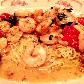 Shrimp & Linguini