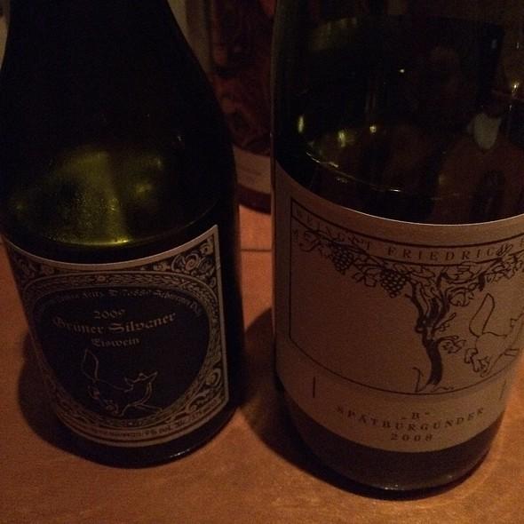 Wine @ Lion