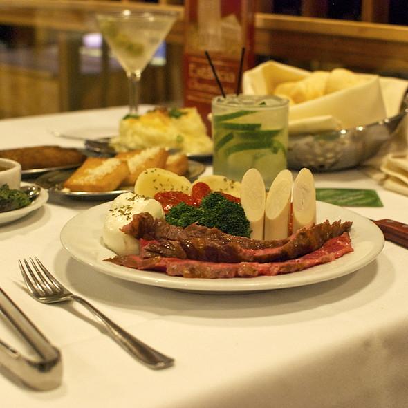 Bottom Sirloin and Hearts of Palm - Estancia Churrascaria Brazilian Steakhouse - Arboretum, Austin, TX