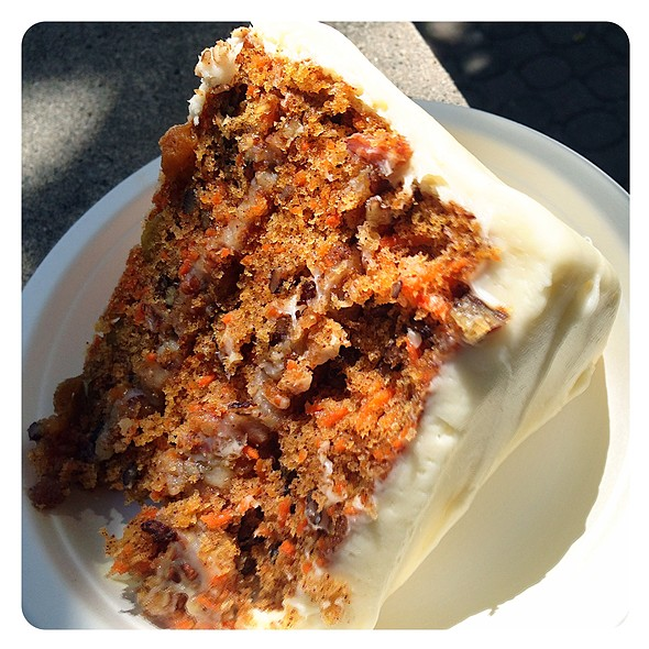 Carrot Cake @ Susie Cakes