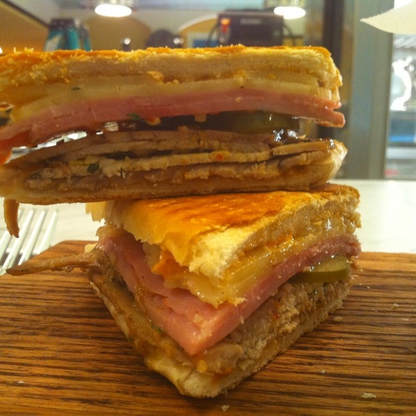 Cuban Sandwich @ Coppelia