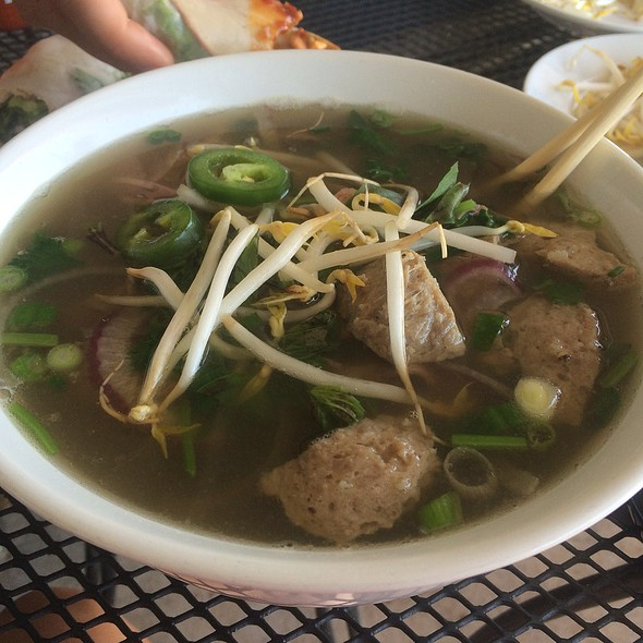 Beef Pho @ Pho is for Lovers