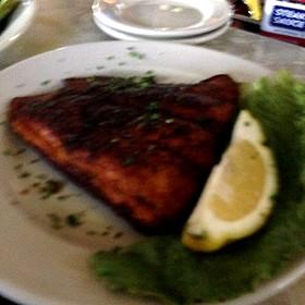 Blackened Salmon