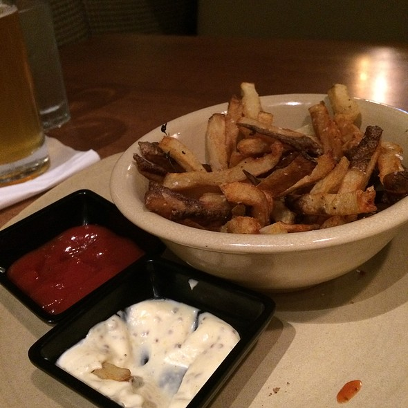 Homestyle Fries @ Monkeypod Kitchen, Ko Olina