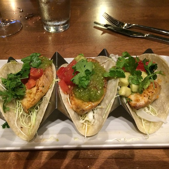 Mahimahi Fish Tacos @ Monkeypod Kitchen, Ko Olina