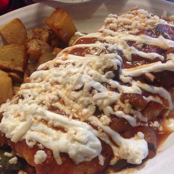 Azteca Burrito